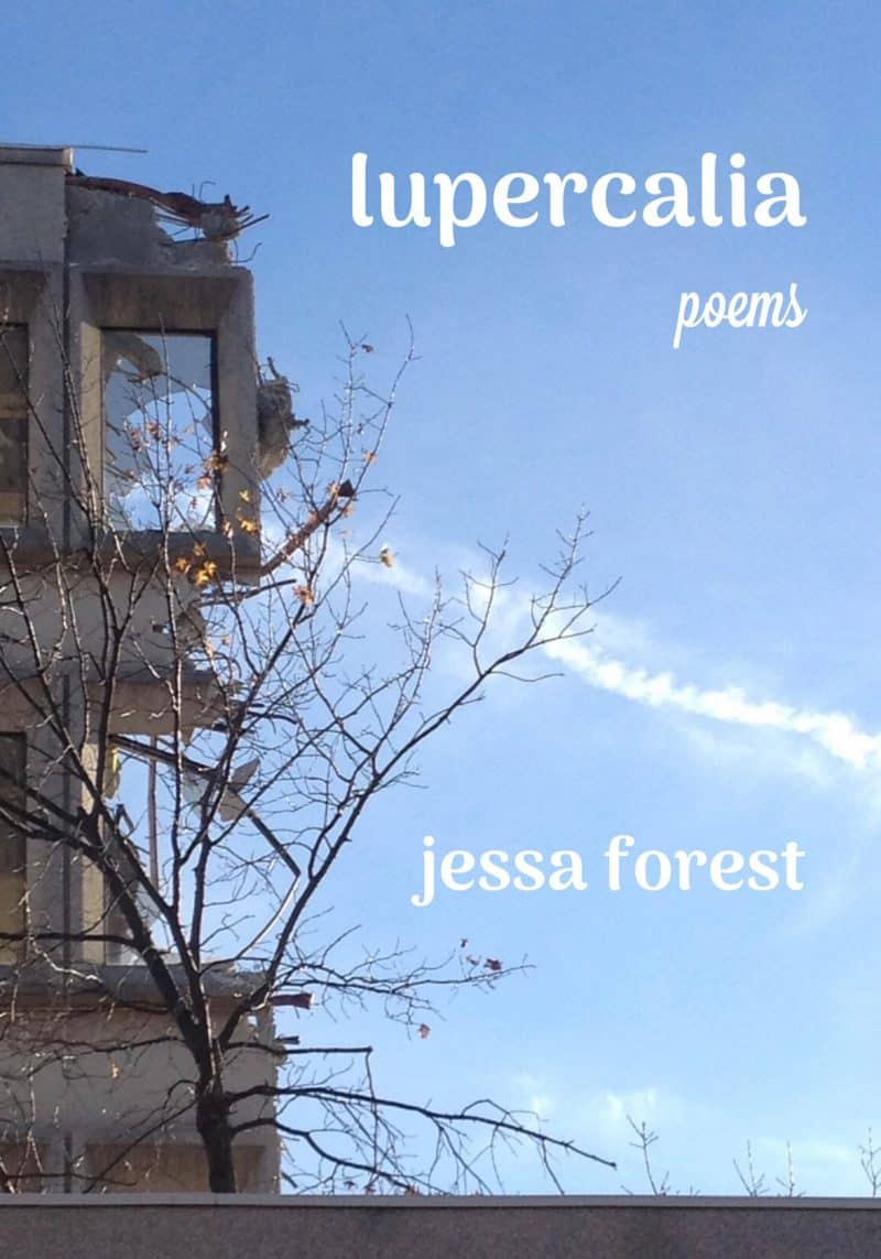 Cover for Lupercalia: Poems in Celebration of the City