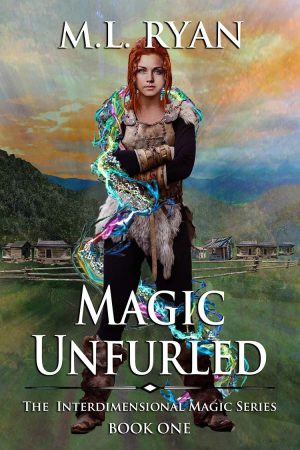 Cover for Magic Unfurled