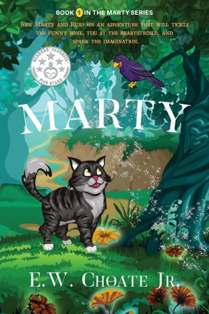 Cover for Marty