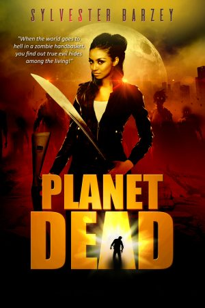 Cover for Planet Dead