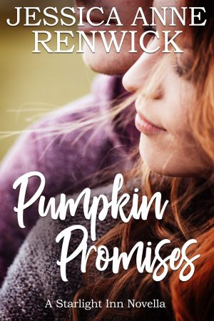 Cover for Pumpkin Promises