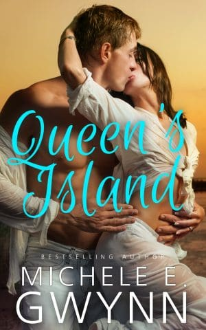 Cover for Queen's Island