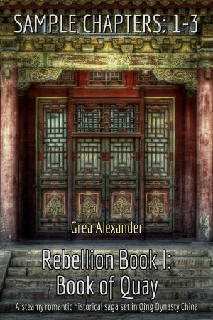 Cover for Rebellion Book I: Book of Quay: Sample Chapters