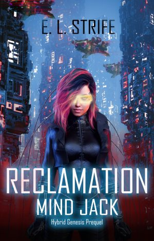 Cover for Reclamation: Mind Jack