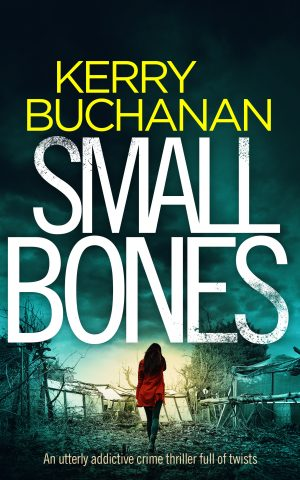 Cover for Small Bones