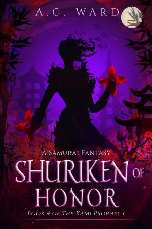 Cover for Shuriken of Honor