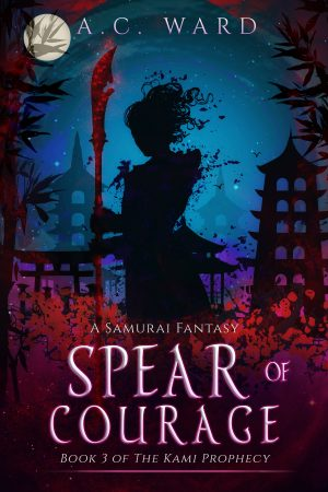 Cover for Spear of Courage