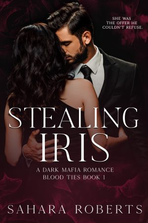 Cover for Stealing Iris
