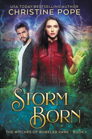Cover for Storm Born