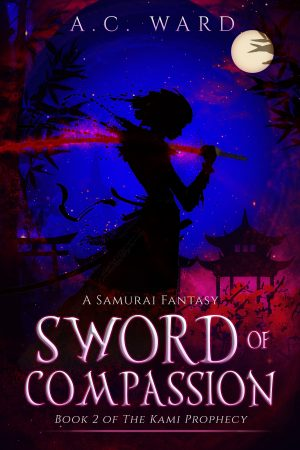 Cover for Sword of Compassion