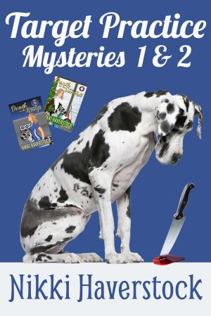 Cover for Target Practice Mysteries 1 & 2