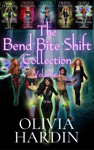 Cover for The Bend-Bite-Shift Collection Volume I