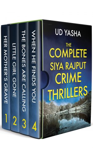 Cover for The Complete Siya Rajput Crime Thriller Series (Books 1 to 4)