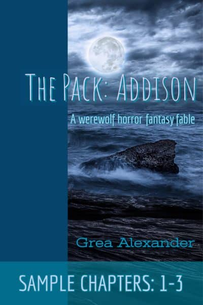 Cover for The Pack: Addison: Sample Chapters