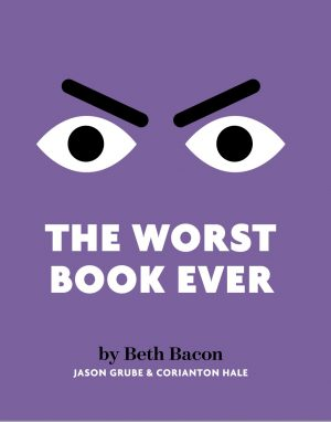 Cover for The Worst Book Ever