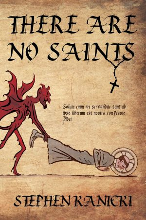 Cover for There Are No Saints