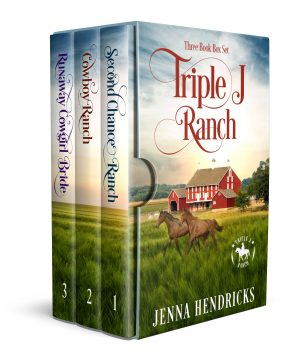 Cover for Triple J Ranch Boxed Set #1