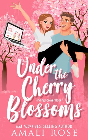 Cover for Under the Cherry Blossoms