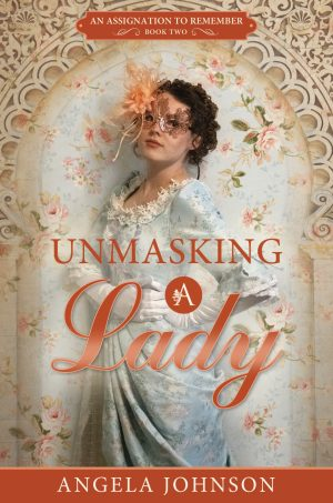 Cover for Unmasking a Lady