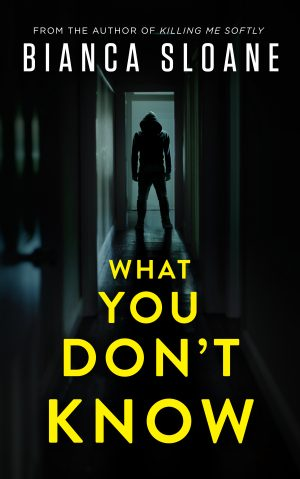 Cover for What You Don't Know