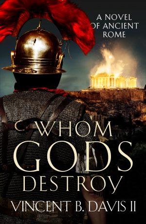 Cover for Whom Gods Destroy