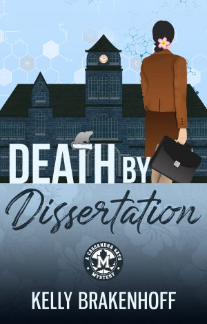 Cover for Death by Dissertation