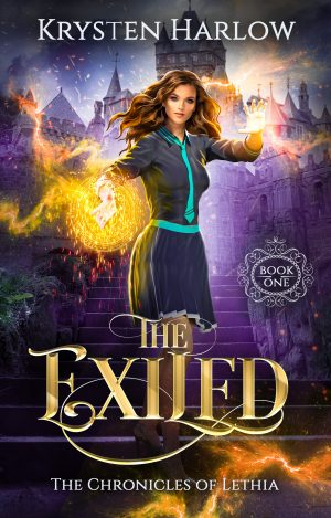 Cover for The Exiled