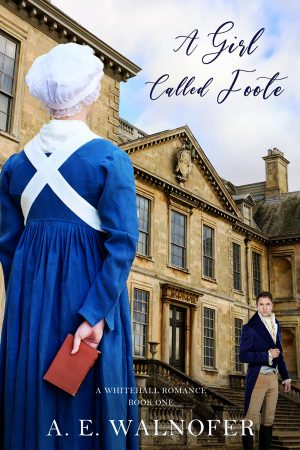 Cover for A Girl Called Foote