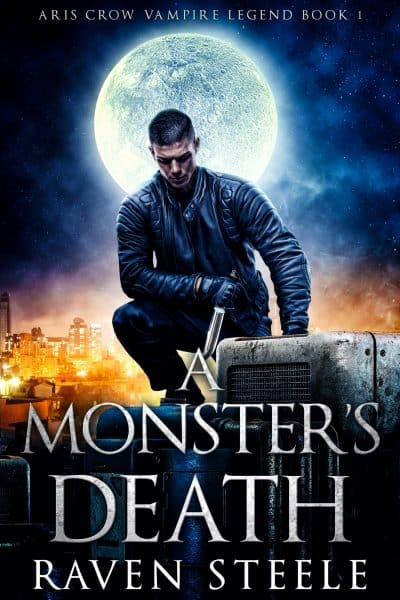 Cover for A Monster's Death