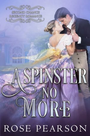 Cover for A Spinster No More
