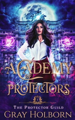 Cover for Academy of Protectors