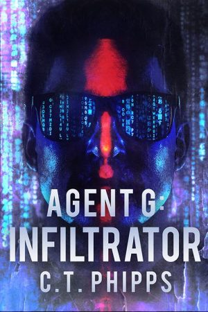 Cover for Agent G: Infiltrator