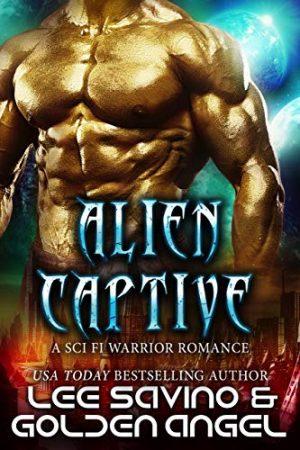 Cover for Alien Captive