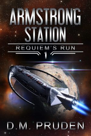 Cover for Armstrong Station