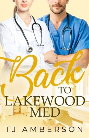 Cover for Back to Lakewood Med