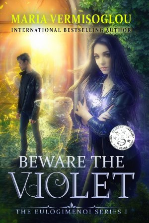 Cover for Beware the Violet