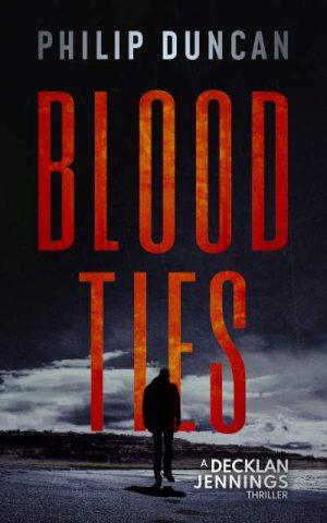Cover for Blood Ties