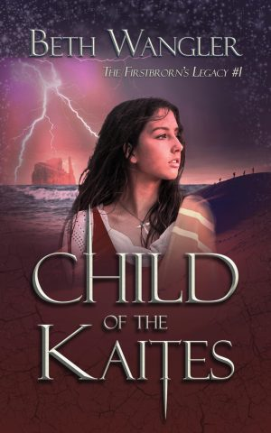 Cover for Child of the Kaites
