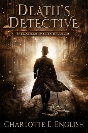 Cover for Death's Detective