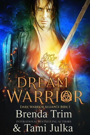 Cover for Dream Warrior