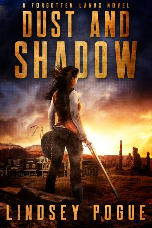 Cover for Dust and Shadow