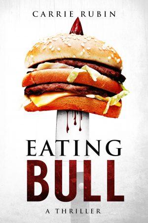 Cover for Eating Bull