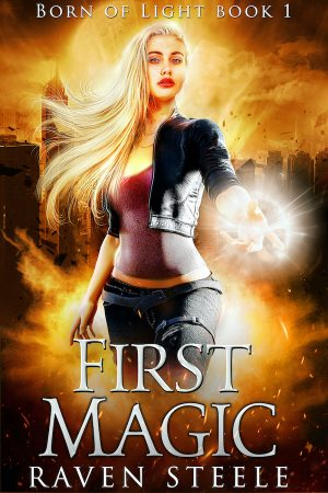 Cover for First Magic