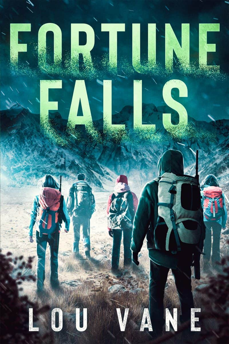 Cover for Fortune Falls