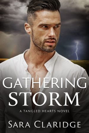 Cover for Gathering Storm