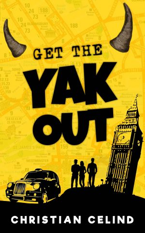 Cover for Get the Yak Out