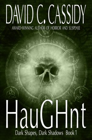 Cover for Haughnt