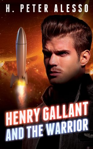 Cover for Henry Galant and the Warrior