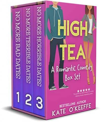 Cover for High Tea Romantic Comedy Boxed Set