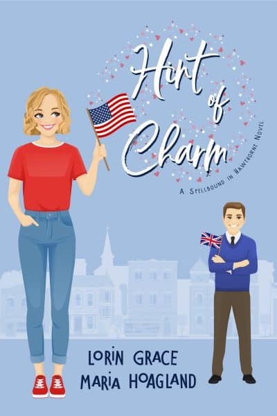 Cover for Hint of Charm